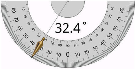 Smart Protractor Lite free download for Android -- free | CEET Meet (Oct'2011): mLearning ~ Sandy Hirtz, Sue Hellman | Scoop.it
