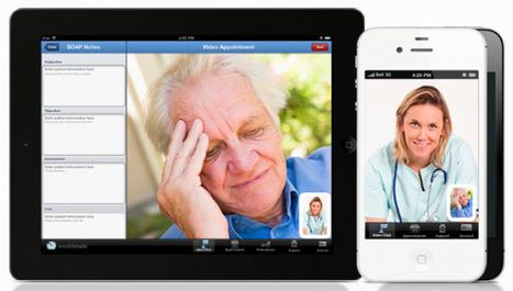 ¿Cuántos pacientes están ahorrándose un viaje a la consulta del médico con el tratamiento online? | eSalud Social Media | Scoop.it