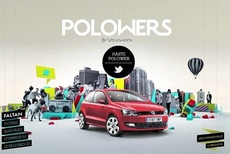 L'excellente opération de Volkswagen sur Twitter pour promouvoir la nouvelle Polo ! | Mdelmas.net | innovations marketing & idées de communication | Bouche à Email | Scoop.it