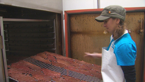 ​Beef jerky: Not just a gas station staple | Morgan | Scoop.it
