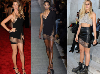 Jenifer, Gisele Bündchen… Qui porte le mieux le total look Anthony ... - Closer | Mode | Scoop.it