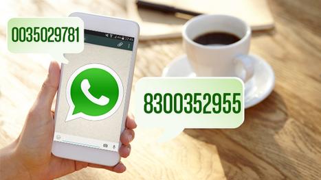 Cómo tener dos números de WhatsApp en un mismo móvil - ComputerHoy.com | Uso inteligente de las herramientas TIC | Scoop.it