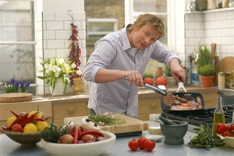 EE signs Jamie Oliver for new 4G campaign | Marketing Magazine | 4G | Scoop.it