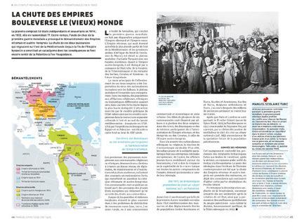 Un manuel pour remettre l'histoire à l'endroit, par Benoît Bréville (Le Monde diplomatique, septembre 2014) | Let me think about it | Scoop.it
