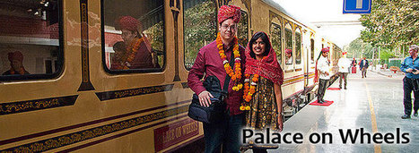 Luxury Trains of India | Palace on Wheel | Luxury Train Travel | Palace on wheels | Scoop.it