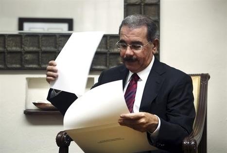 Presidente Danilo Medina presentará esta tarde Plan de Seguridad Nacional - Hoy Digital | Asesorias y Mantención | Scoop.it