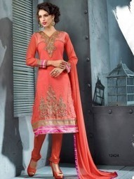 New Embroidered Shalwar Suit Spring Collection 2015 | newteenstyle | Scoop.it