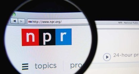 Comment le Radio France américain (NPR) invente l'écoute de demain | LesEchos | Radio 2.0 (En & Fr) | Scoop.it