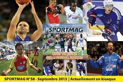 SPORTMAG n°58 - septembre 2013 | dujardin | Scoop.it