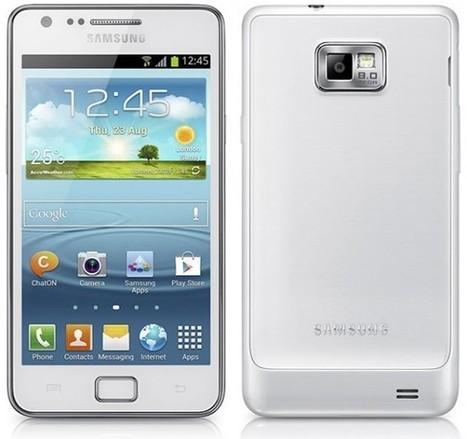 Samsung annonce le Galaxy S2 Plus | Veille techno internet | Scoop.it