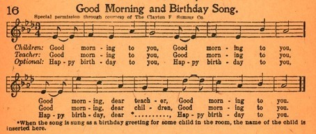 Happy Birthday Copyright Bombshell: New Evidence Warner Music Previously Hid Shows Song Is Public Domain | Techdirt | Peer2Politics | Scoop.it
