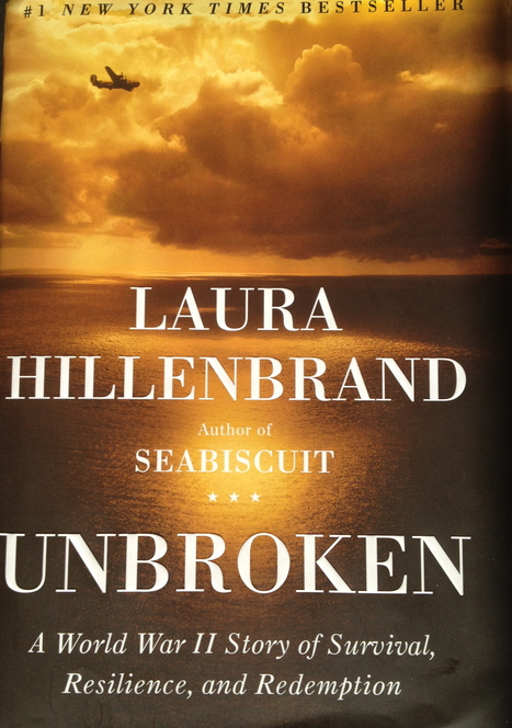 Top Reads: Laura Hillenbrand's UNBROKEN Makes Both NY Times and ... - Broadway World   book reviews   Scoop.it