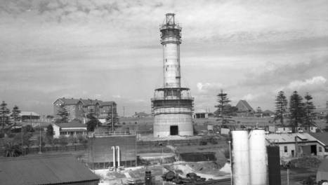GALLERY: Historical photos of Port Kembla stack | Port Kembla Today and Yesterday | Scoop.it