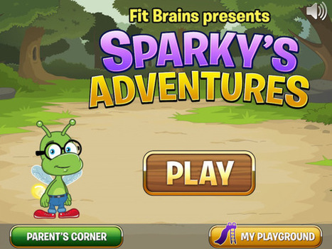 This iPad game actually builds your kids' brains -- and tells you how they're developing | Mobile (Post-PC) in Higher Education | Scoop.it