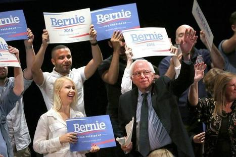 Bernie Sanders Hits 1 Million Online Donations Faster Than Obama | Green Forward - Politics-Economy-Opinion | Scoop.it