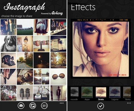 Instagraph, Unofficial Instagram App for WP8 pulled off from Store GeekLTD   Android Apple Windows Tech Blog   Scoop.it