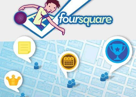 FF3300 – Blog » Foursquare: brand page e promozioni per una ... | Geolocalizzazione | Scoop.it