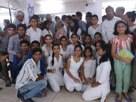 """AGWO """" A Giggles Welfare Organization """": Touching the lives of People 
