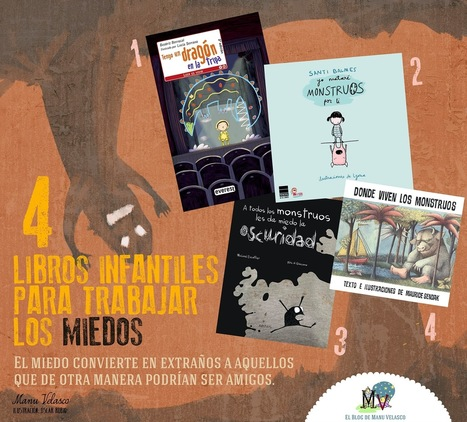 EL BLOG DE MANU VELASCO: Libros infantiles | Bibliotequesescolars | Scoop.it