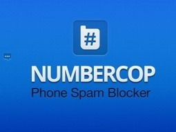 NumberCop Phone Spam Blocker for Calls & SMS - Android App   Tablets,smartphones and Android apps   Scoop.it