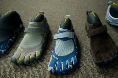 Is Barefoot-Style Running Best? - New York Times (blog) | hiking boots | Scoop.it