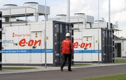 With Spinoff, German Utility E.On to Focus on Renewable Energy | BigPivot | Scoop.it