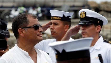 Ecuador Quake 'Deathtrap' Perpetrators Will Face Jail: Correa | Global Corruption | Scoop.it