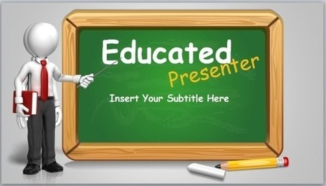 Aweosme PowerPoint Templates For Teachers & Students | ABC | Scoop.it