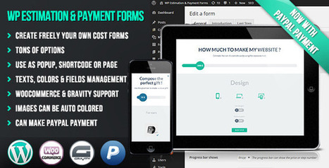 Download WP Flat Estimation & Payment Forms v4.9 | SeoWpThemes.Com | Scoop.it
