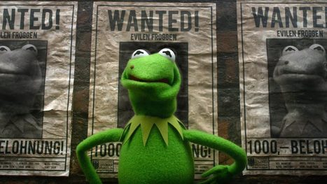 Muppets Most Wanted: 'There was no question. I am Constantine. I play frog' - video interviews | Educational technology , Erate, Broadband and Connectivity | Scoop.it