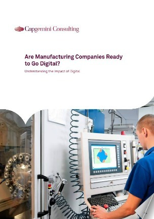 Are Manufacturing Companies Ready to Go Digital? | Transformations numériques | Scoop.it