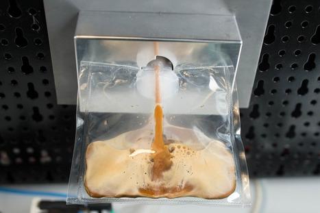 La primera taza de café espresso preparada en gravedad cero | Innovaciones y nuevos productos en la industria alimentaria | Scoop.it