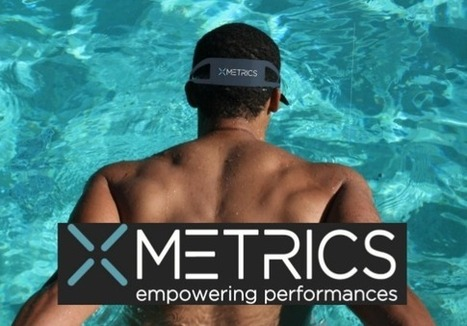 Wearable Technology Dives into the Pool with Xmetrics | Wearable Tech and the Internet of Things (Iot) | Scoop.it