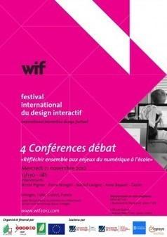 Parcours collaboratif de réflexion sur les enjeux de l'école numérique   Wif 2012 Fr   Education & E-Education   Scoop.it