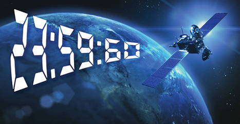 It's Leap Second Day! Time to Get in Sync - GPS World magazine | Geomatics | Scoop.it