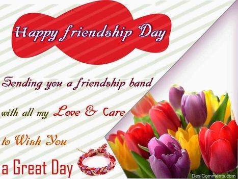 Happy Friendship Day Animated Images to wish you Friends   Social Bookmarking Sites   Scoop.it