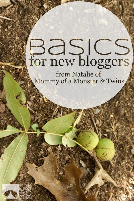 Blogging Day 3 | Tips for New Bloggers - In The Next 30 Days | Blogging: Tips + Design + Goodies | Scoop.it