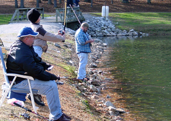 Several State Public Fishing Lakes to Remain Open through January | Hunting and Fishing in Alabama | Scoop.it