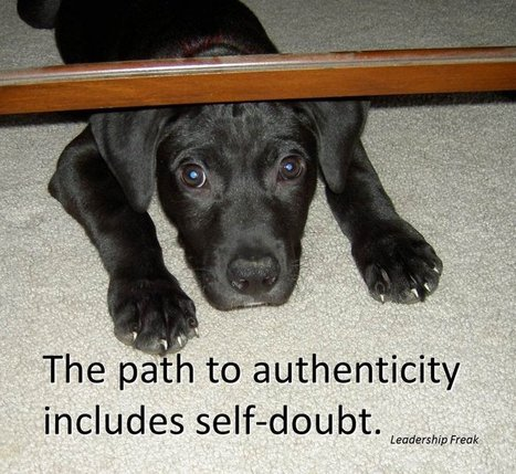 Authenticity: 7 Ways to Navigate Self-Doubt | Leadership Primer | Scoop.it