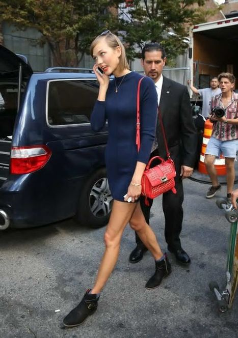 Summer Style: Karlie Kloss - Fancy Temple Blog | How To Get Designer Brands For Less.. | Scoop.it