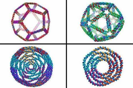 """Synthetic DNA to Become """"Ink"""" for 3D Printed Nanoscale Structures in Medical and Scientific Applications 