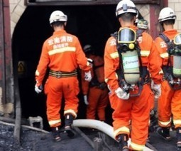 China coal mine explosion traps 29 workers | Sustain Our Earth | Scoop.it