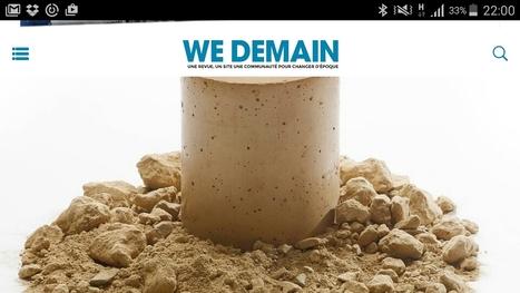 Le ciment, trop polluant ? Deux Français inventent une argile aussi solide que du béton | Agriculture urbaine, architecture et urbanisme durable | Scoop.it