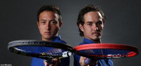 Men's Tennis Adds Title and More Singles Wins Sunday | University of Memphis men's tennis | Scoop.it