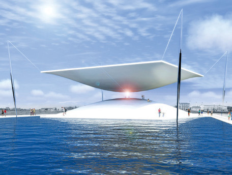 This Gigantic Solar Hourglass Could Power 1,000 Danish Homes | Knowmads, Infocology of the future | Scoop.it