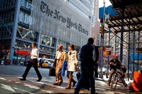 New York Times Co revend About.com | MédiaZz | Scoop.it