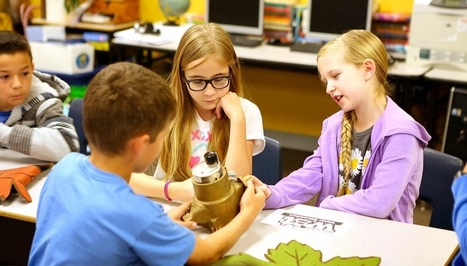 Chaparral students learn about water conservation | Arizona Edcuation News | CALS in the News | Scoop.it