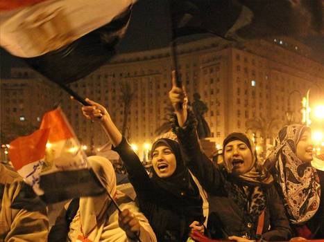 The new suffragettes: Courage in Cairo - the Arab women's awakening | Gender issues | Scoop.it