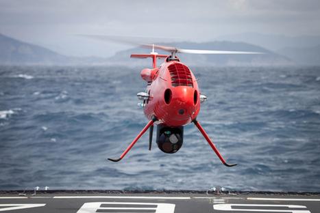 IMDEX 2013: le marché des drones UAV pour plates-formes navales évalué à $3 milliards | Open Source Geospatial | Scoop.it