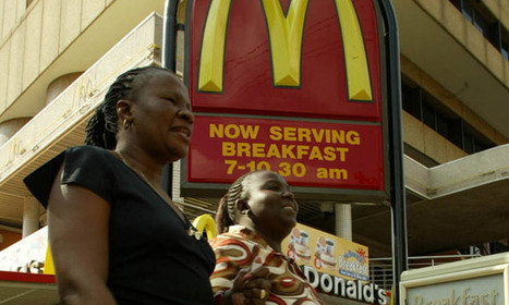 Africa: raising the profile of obesity, heart disease and diabetes | Pollution and Human Health | Scoop.it